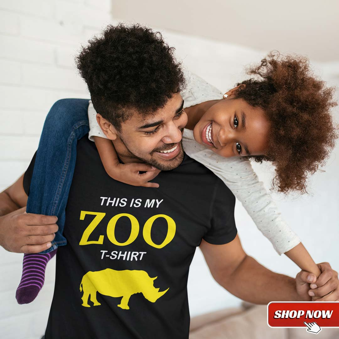 zoo t shirt birthday ideas