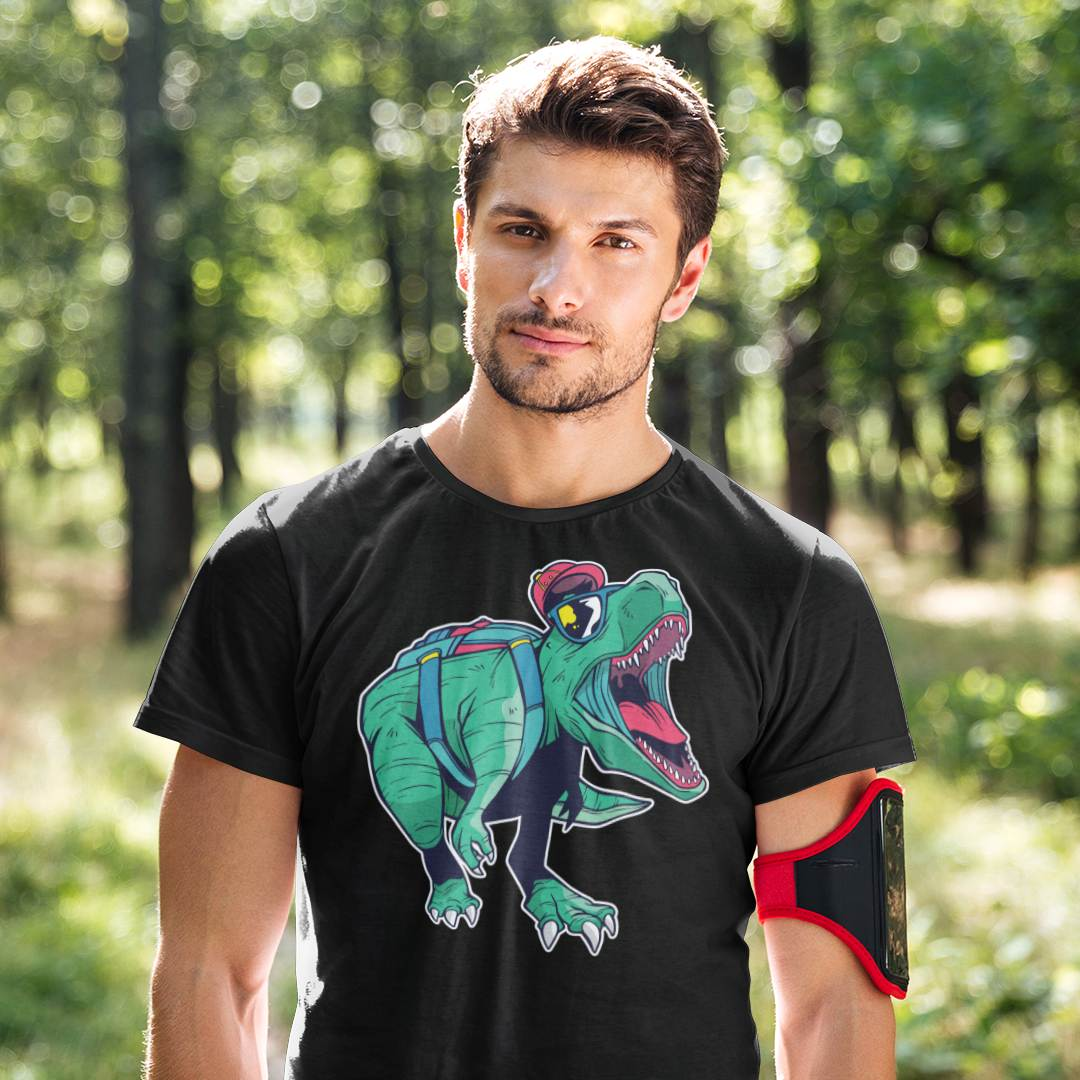 Dinosaur Sunglasses Shirt