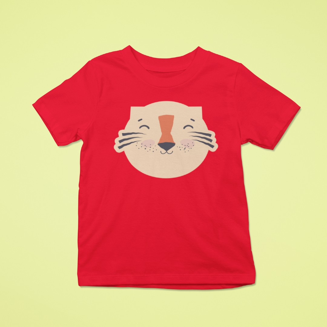 Kitten Shirt Design - Toddler & Kids