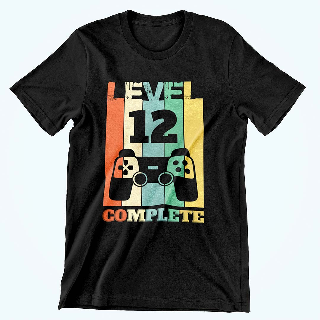 Level 12 Complete T Shirt