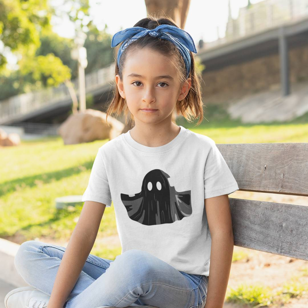 Halloween T Shirt Kinder