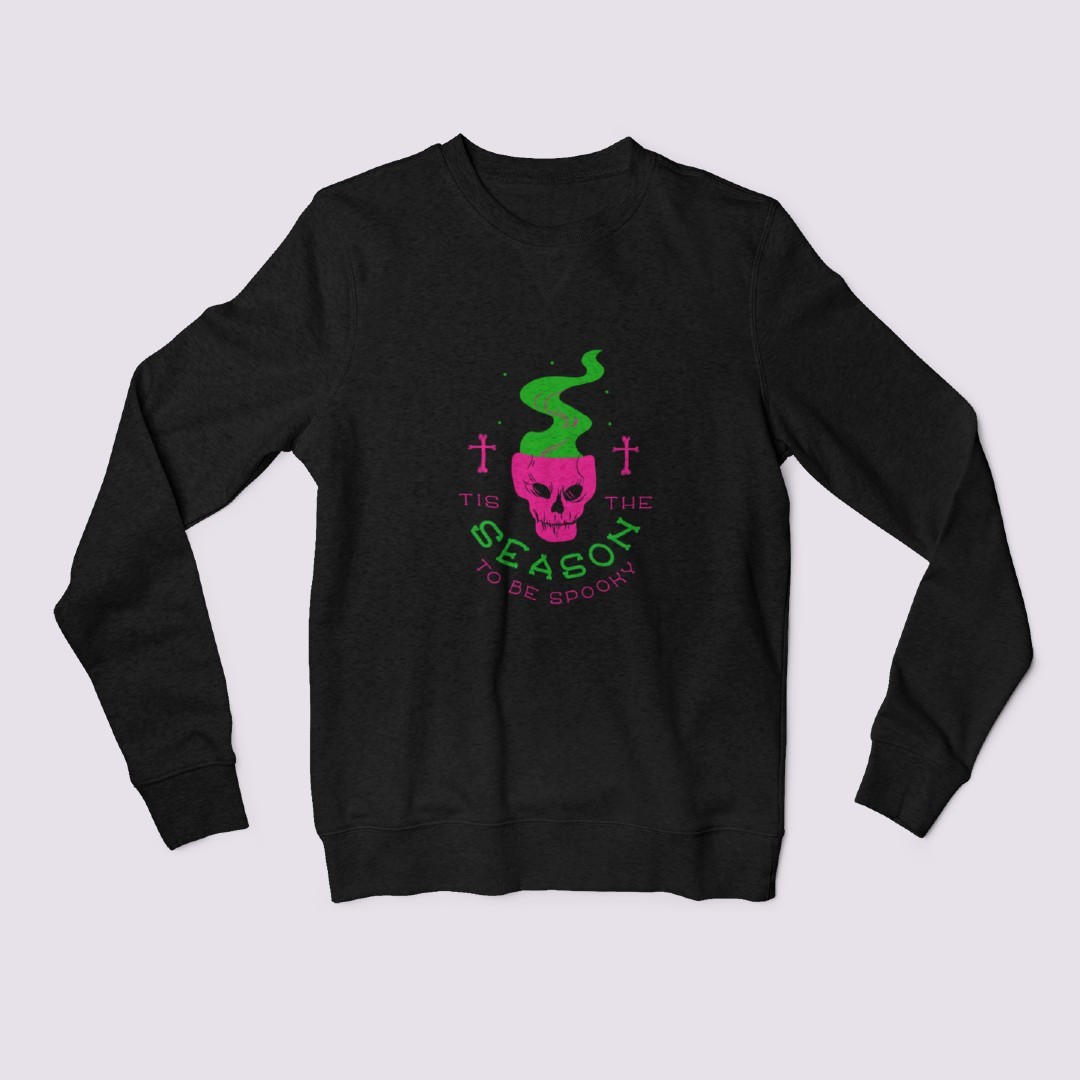 Season to be Spooky Halloween Sweatshirt