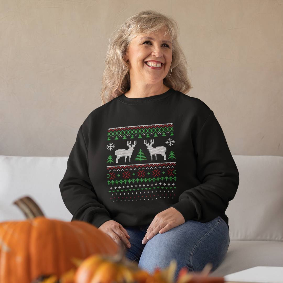 Ugly Sweater Rentier