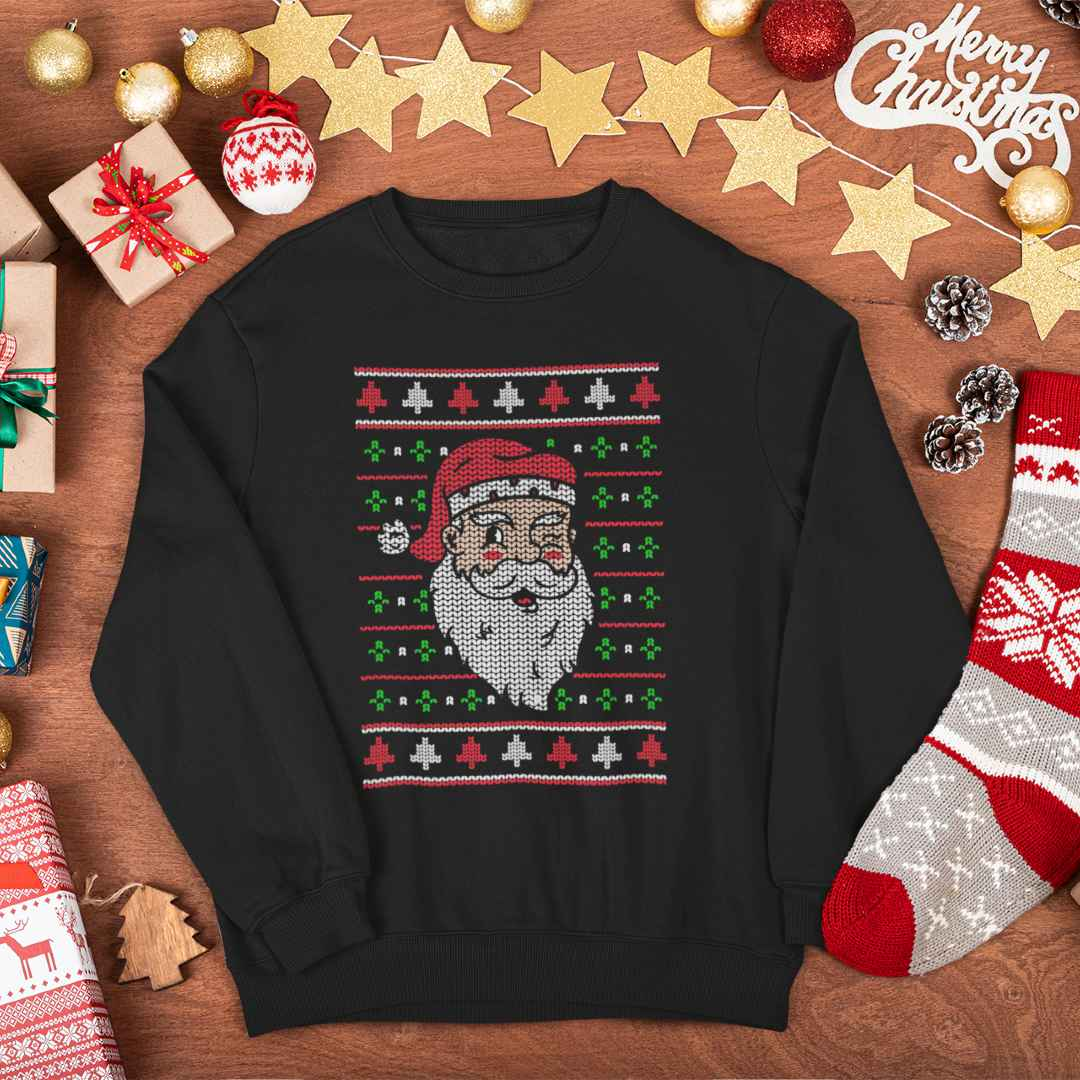 Samichlaus Pullover