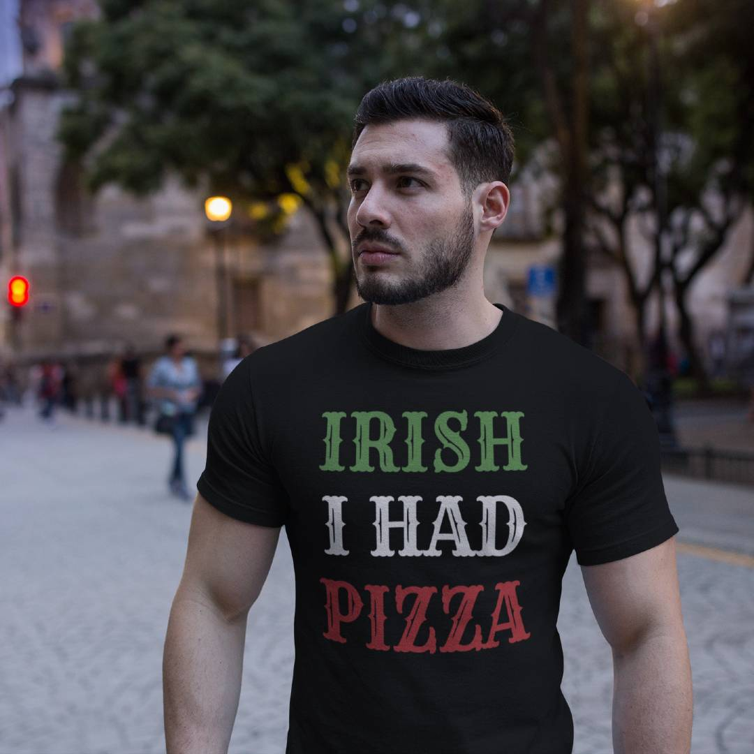 Lustiges St. Patrick's Day Party Outfit