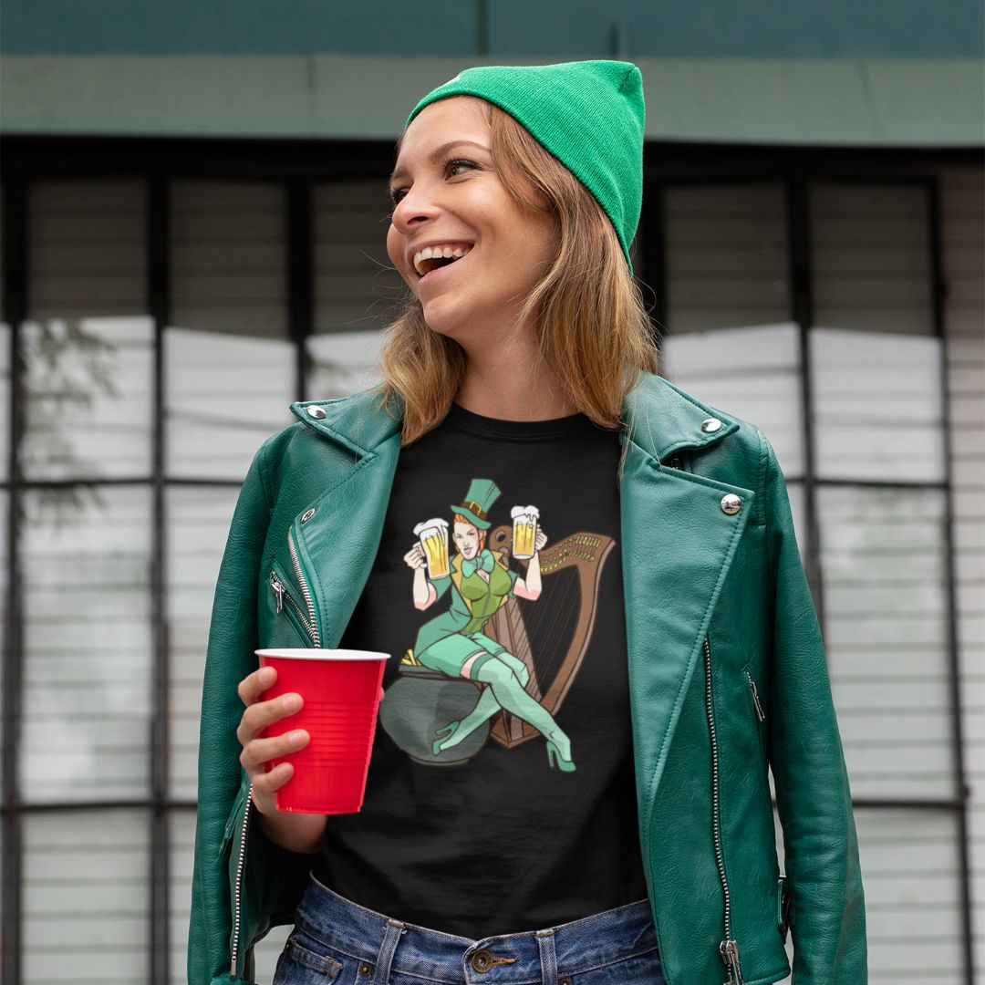 Leprechaun St. Patrick's Day Shirt