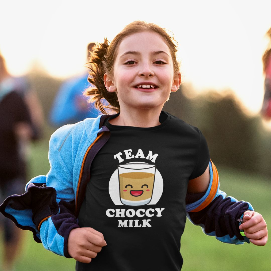 Team Choccy Milk T-Shirt