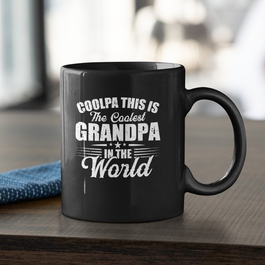 Coole Opa Vatertags Tasse