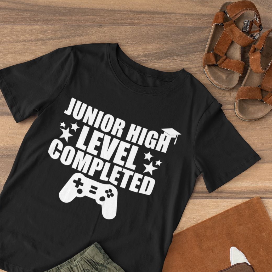 Junior High Level Completed Gaming Gift