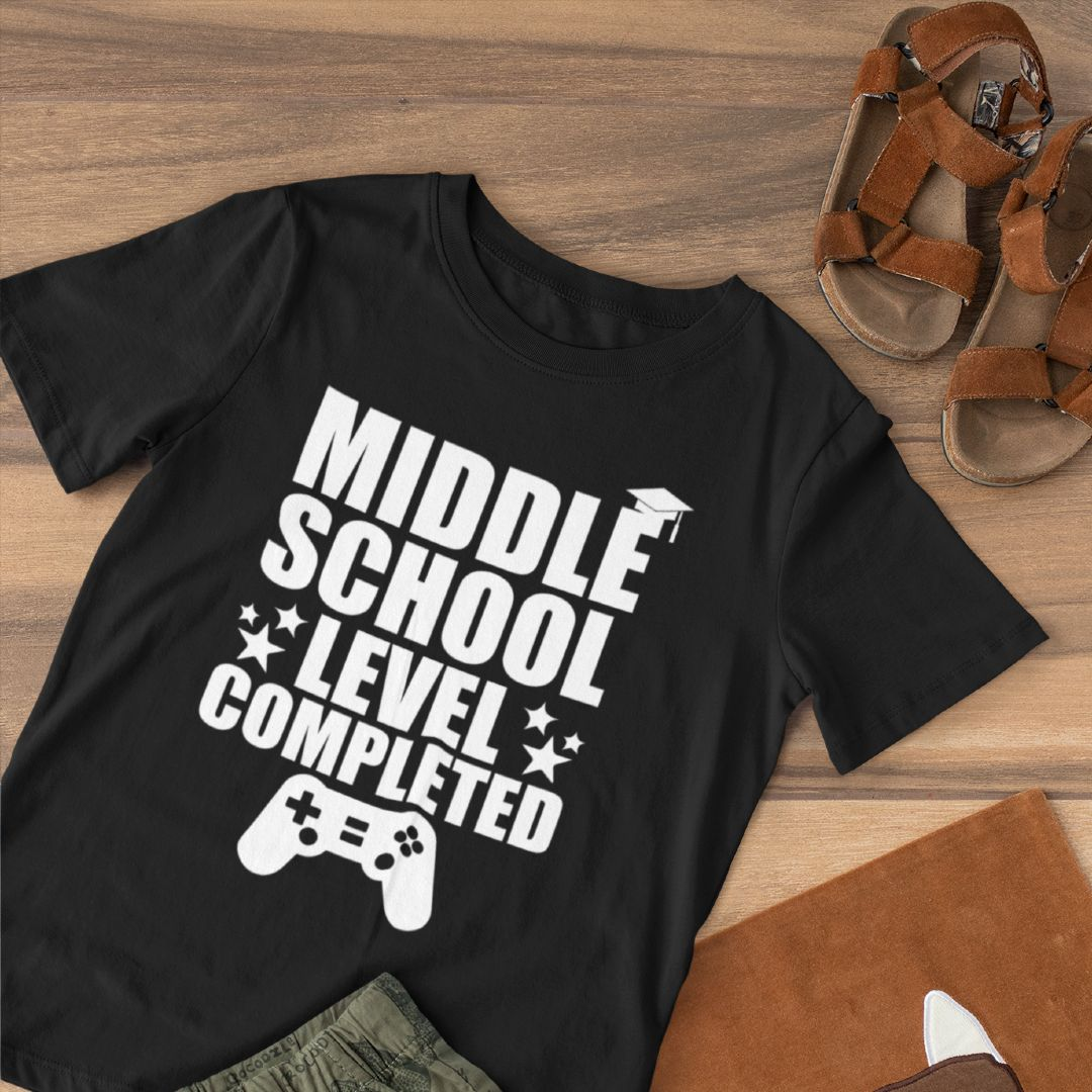 Middle School Level Completed Funny Gamer