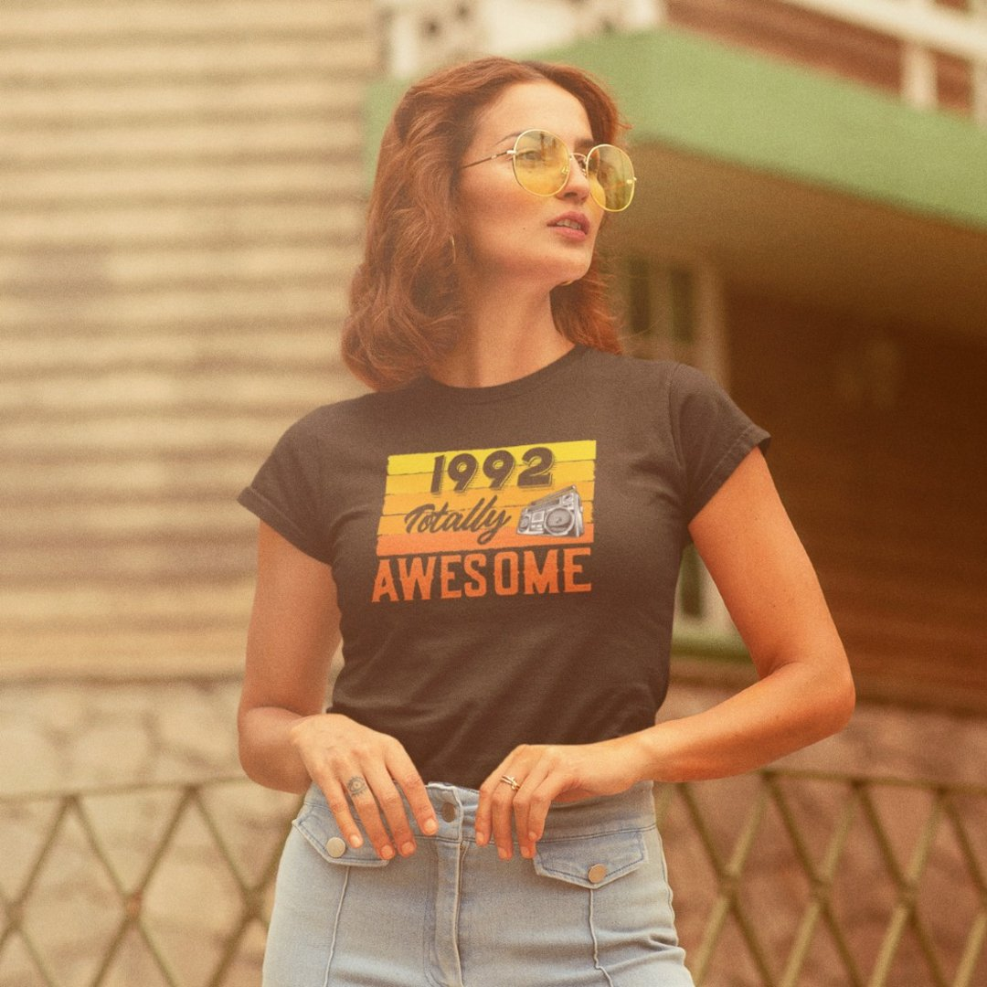 1992 Totally Awesome Vintage Mutter Geburtstag
