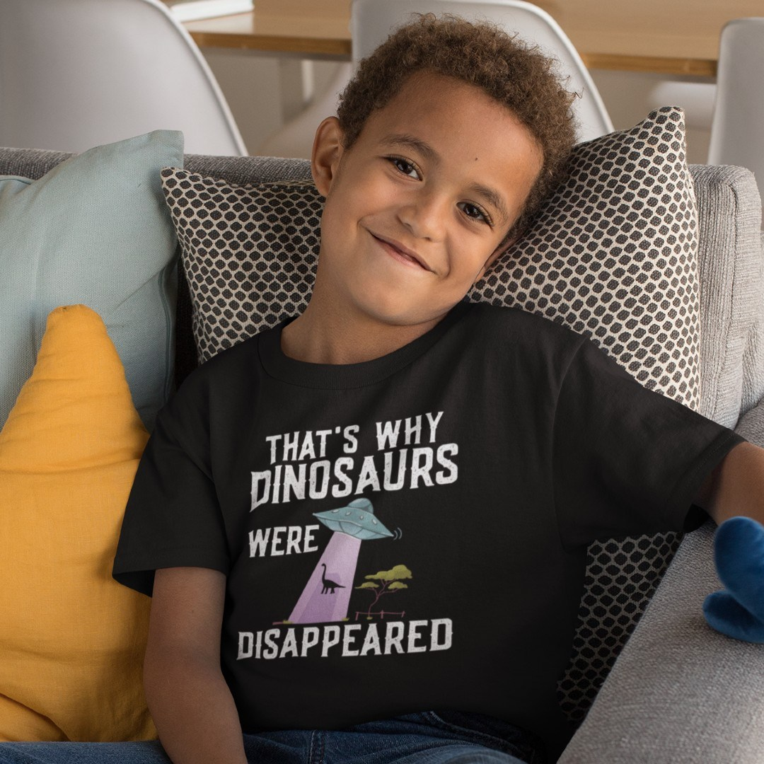 That's Why Dinosaurs were Disappeared Aliens