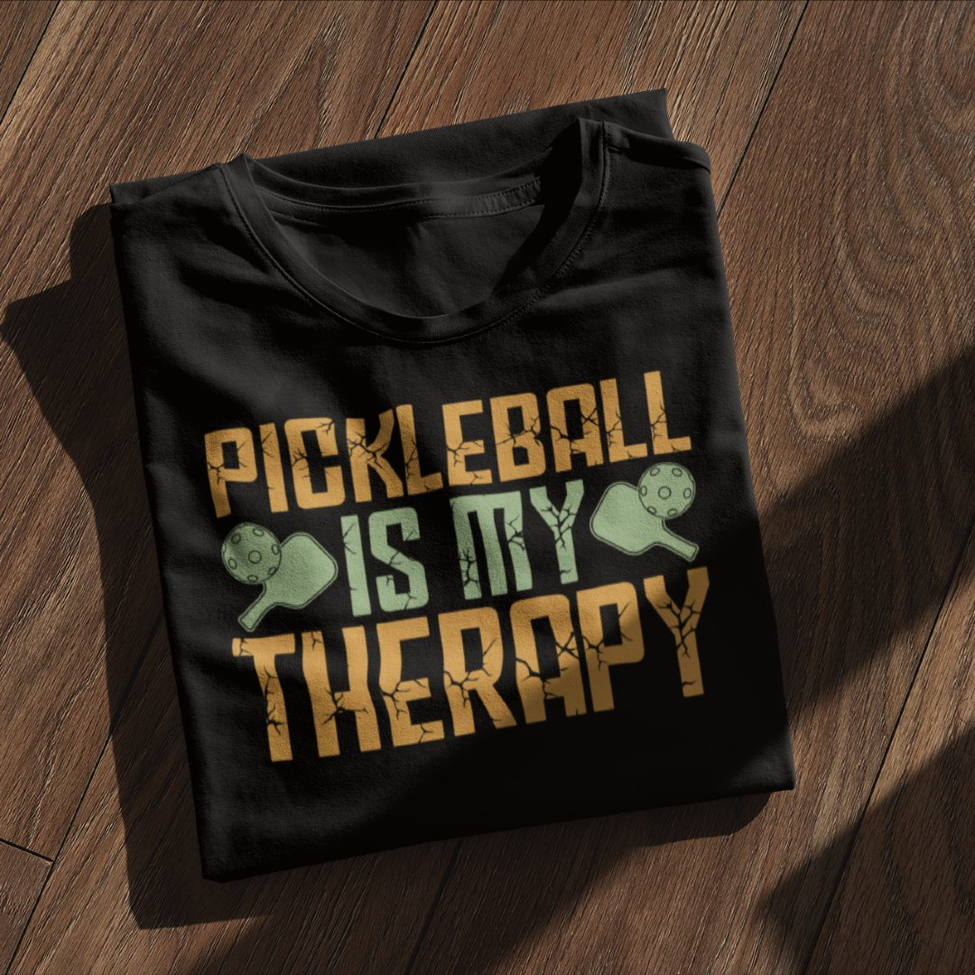 Pickleball is my Therapy Pickleball Dink Sport