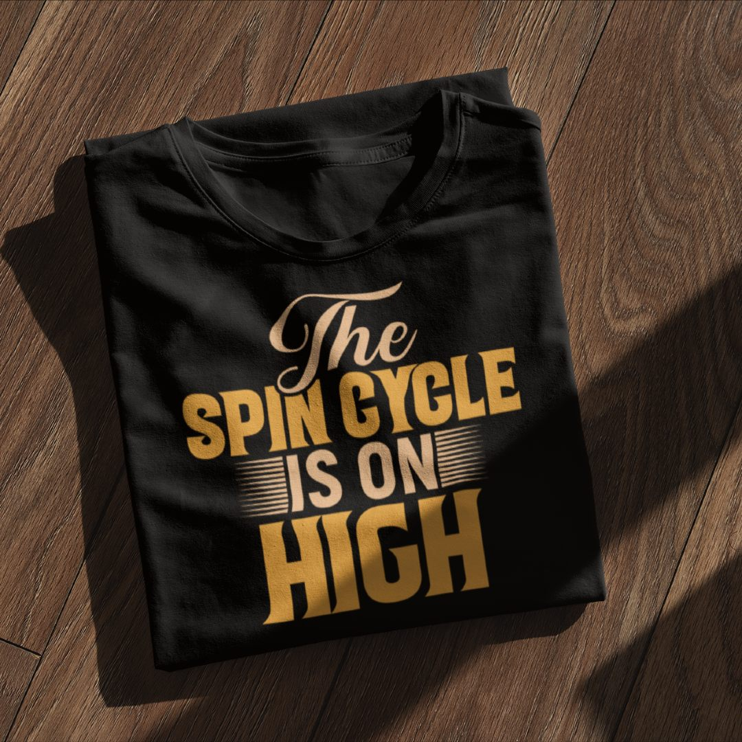 The Spin Cycle is on High Dink Pickleball Sport